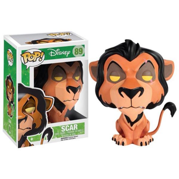 Disneys The Lion King Scar Pop! Vinyl Figure