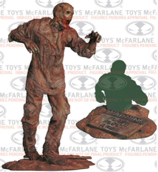 The Walking Dead Series 7 Mud Walker Action Figure