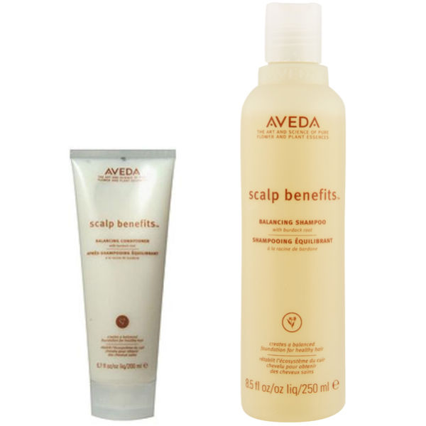 Aveda Kopfhautpflege Duo Scalp Benefits Shampoo & Conditioner