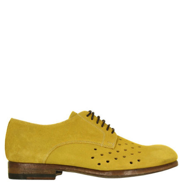 Paul Smith Shoes Women's 063K Seagal Shoes - Mustard