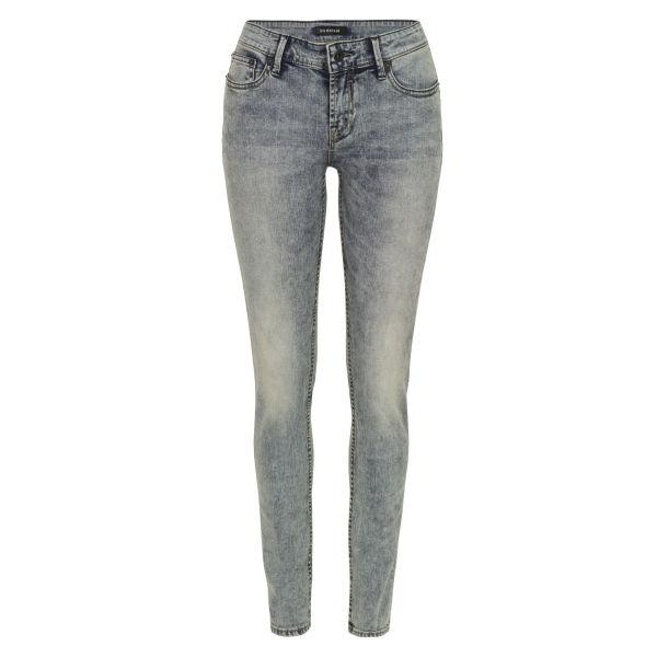 Denham Women's Cleaner ABS Blue Skinny Jeans - Light Wash