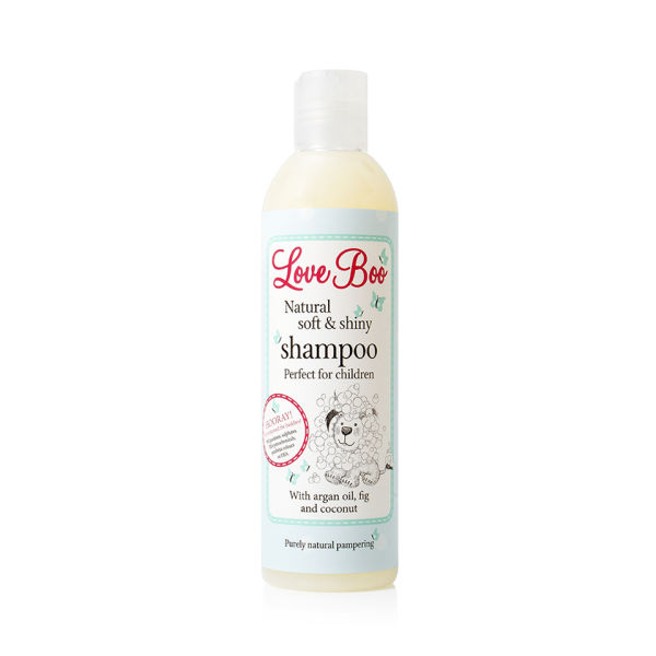 Shampoing doux brillance Love Boo