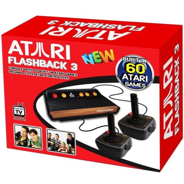 Atari flashback 3 iwoot - Atari flashback 3 classic game console ...