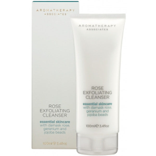 Aromatherapy Associates Essential Skincare Rose Exfoliating Cleanser (100ml)