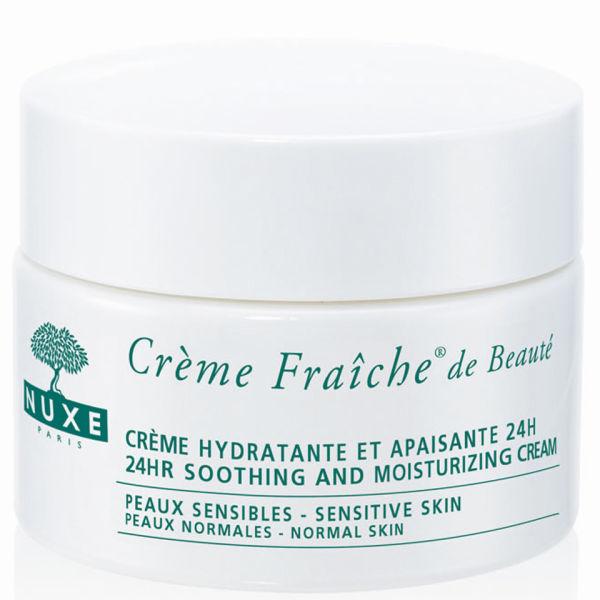Crema NUXE Creme Fraiche - pieles normales (50ml)