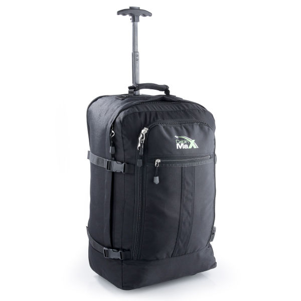 cabin max convertible trolley backpack black iwoot. Black Bedroom Furniture Sets. Home Design Ideas