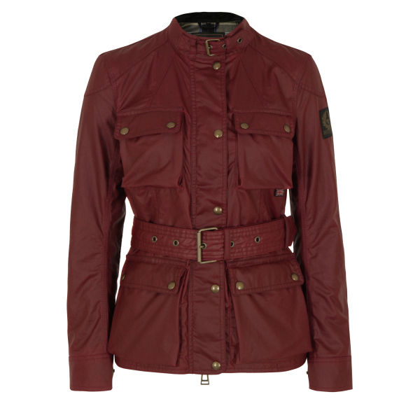 Belstaff Women's Roadmaster Jacket - Racing Red