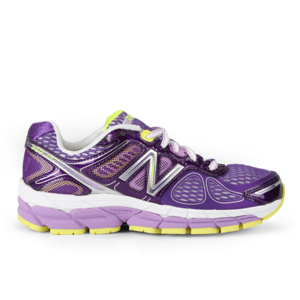 New Balance Women's W860 V4 Stability Running Shoes - Purple