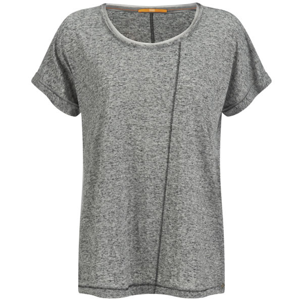 BOSS Orange Women's Telesi T-Shirt - Grey