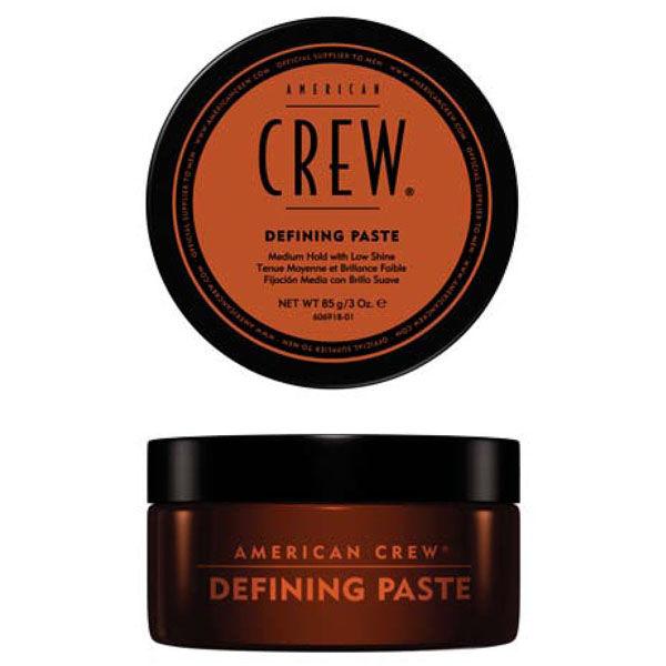 Pâte définissante tenue moyenne et brillance faible American Crew Defining Paste (85G)