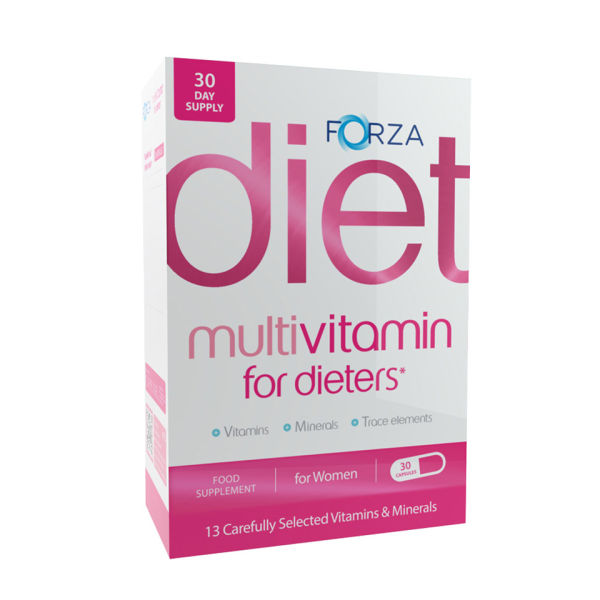 Forza Multivitamin for Dieters (Women) - 30 Capsules