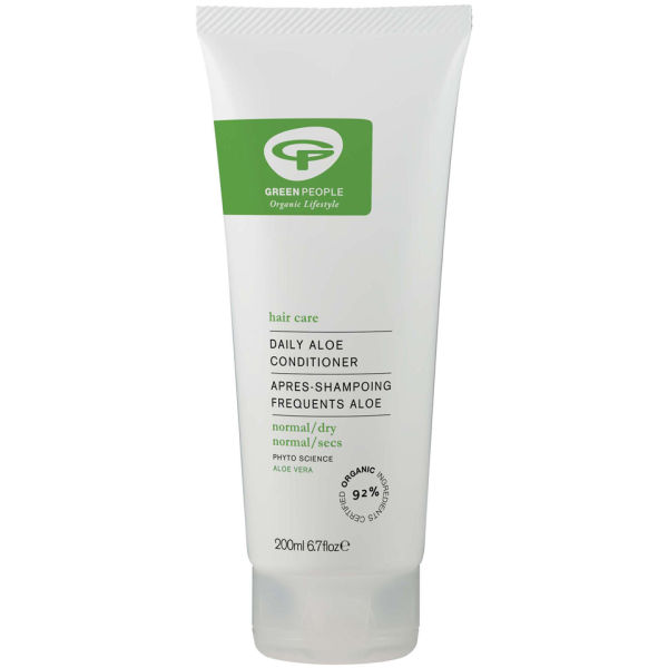 Green People Täglicher Aloe Conditioner (200ml)