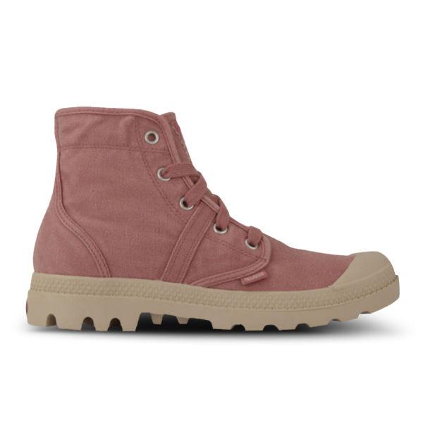 Palladium Women's Pallabrouse Boots - Fuchsia