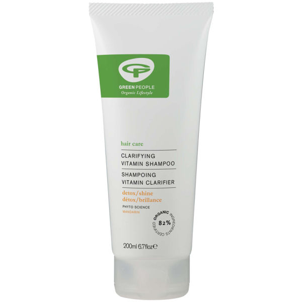 Green People Clarifying Vitamin Shampoing (200ml)