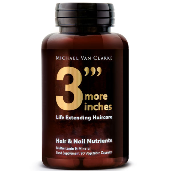 3 More Inches Hair and Nail Supplement (90tabletter)