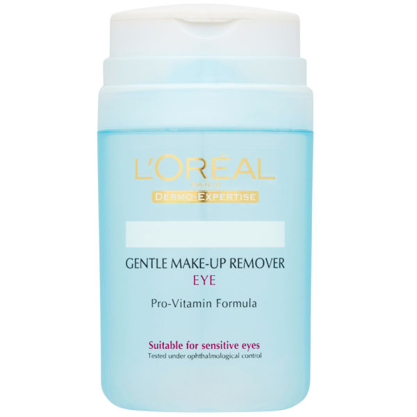 ... make up remover 125ml image 1 · loreal gentle lip eye makeup remover · l ...