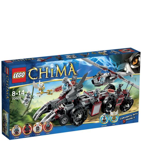 Lego legends of chima worriz combat lair 70009 toys - Image de lego chima ...