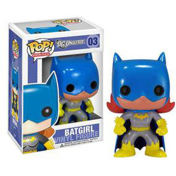 DC Comics Batgirl Pop! Vinyl Figure