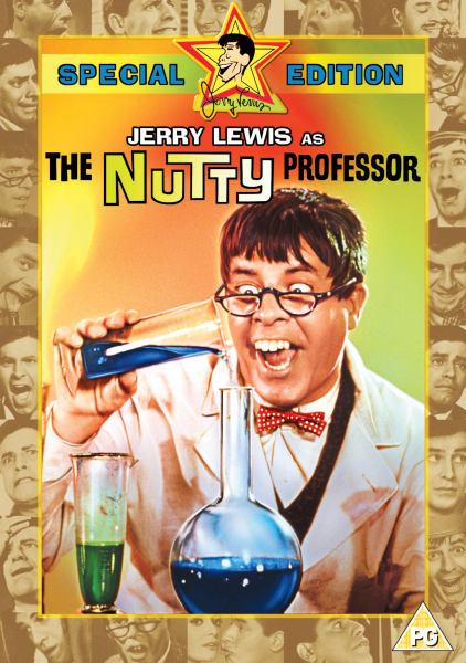 The Nutty Professor - Special Edition DVD | Zavvi.com Kids Movie Posters