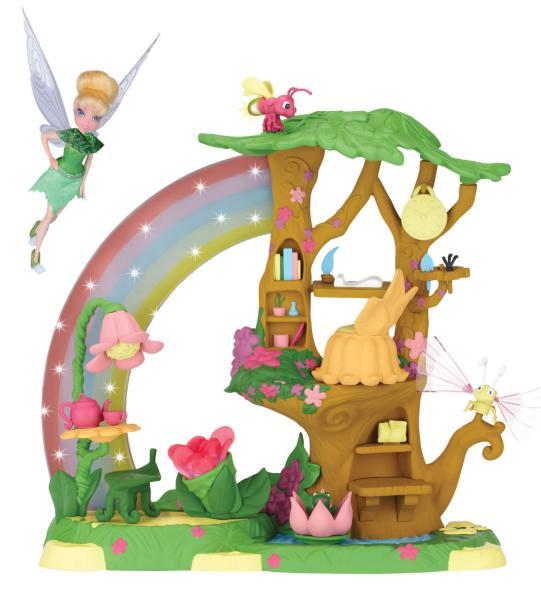 Disney Fairies: Magical Fairy Talents Playset Toys