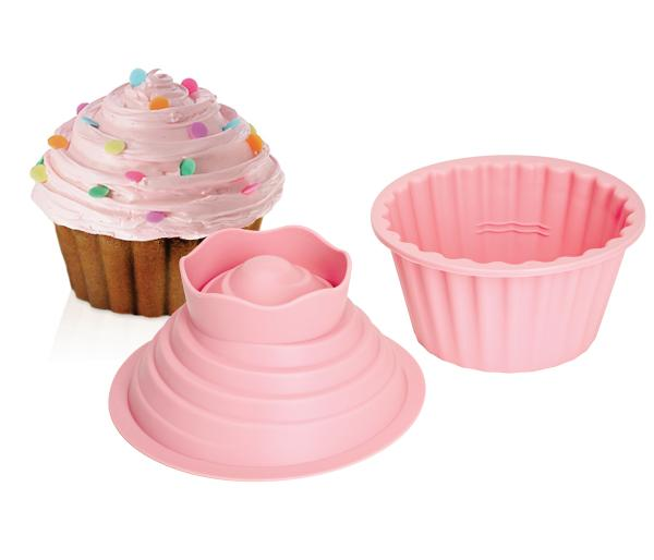 Giant Cupcake Mould Agile Shop 3 Pack Giant Big Silicone