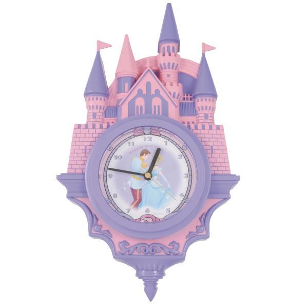Disney Princess Castle Wall Clock Gifts Zavvi Com