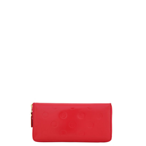 Comme des Garcons Wallet Women's SA0110NE Purse - Red