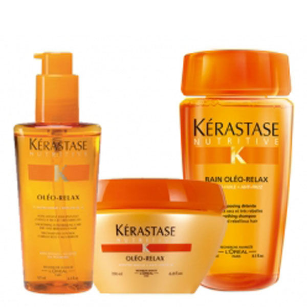 K 233 Rastase Fine Frizzy Hair Pack 3 Products Free Delivery
