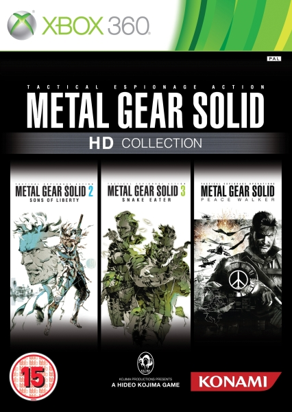Metal Gear Solid HD Collection get!