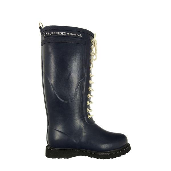 Ilse Jacobsen Women's Rub 1 Boots - Indigo