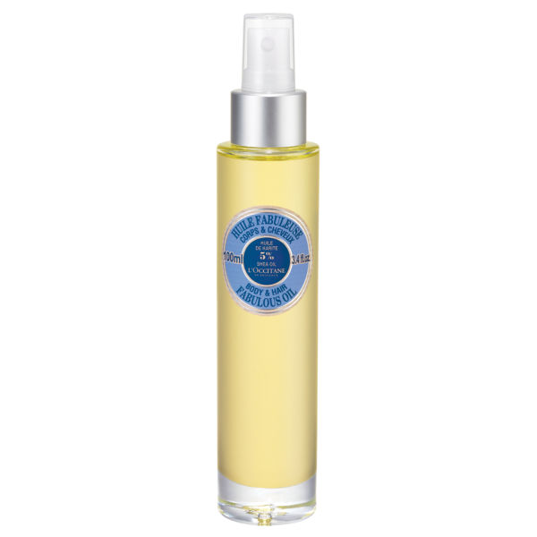 L'Occitane Shea Fabulous Oil (100ml)