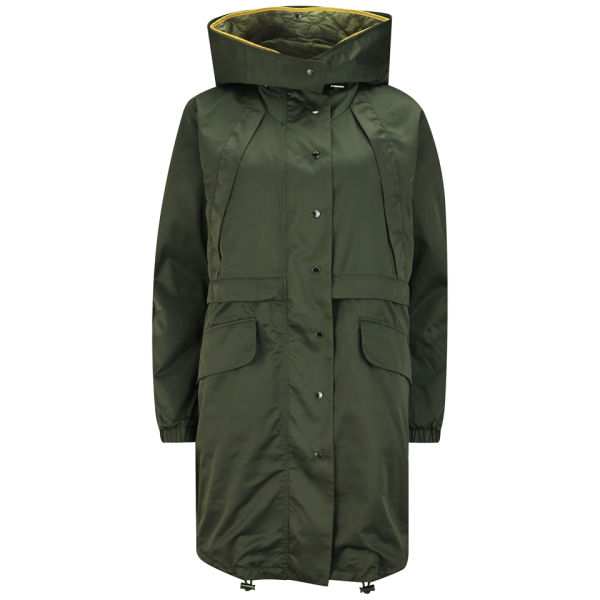Paul by Paul Smith Women's Oversized Parka - Khaki