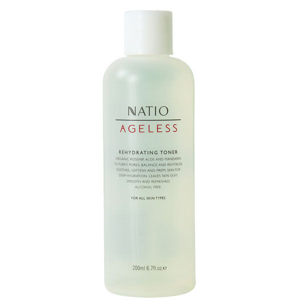 Natio Rehydrating Toner (200ml)