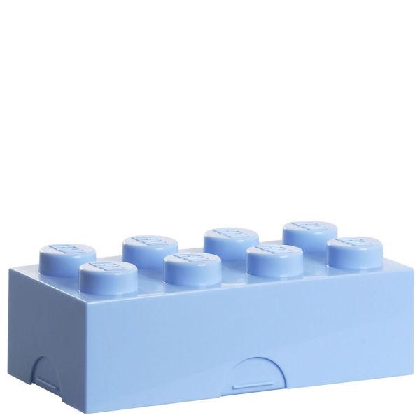 Lego Lunch Box Light Blue Iwoot