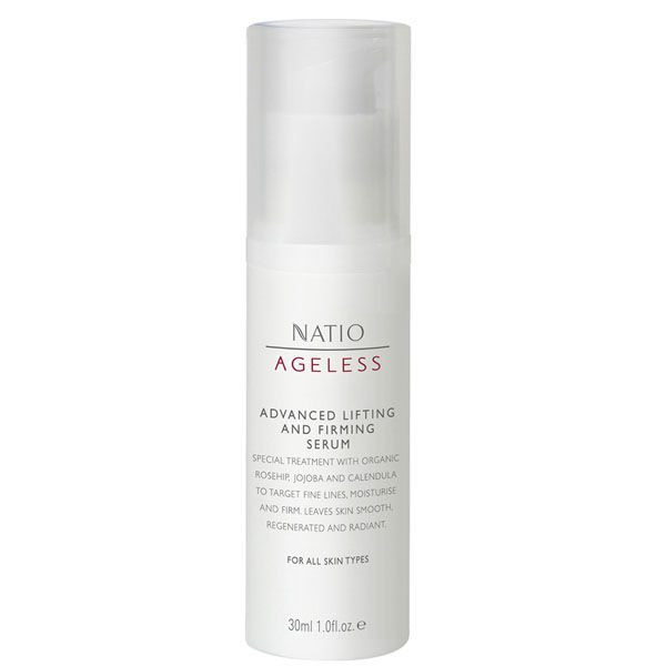 Sérum reafirmante Natio Ageless Advanced Lifting (30ml)