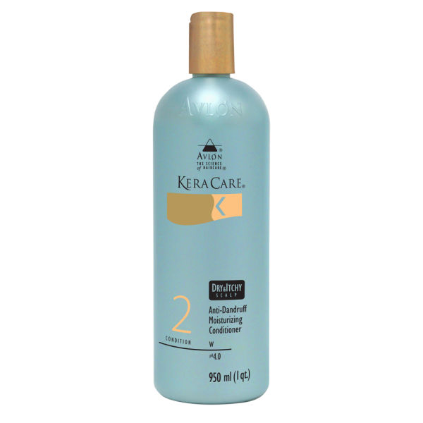 KeraCare Dry and Itchy Scalp Moisturizing Conditioner (950 ml)