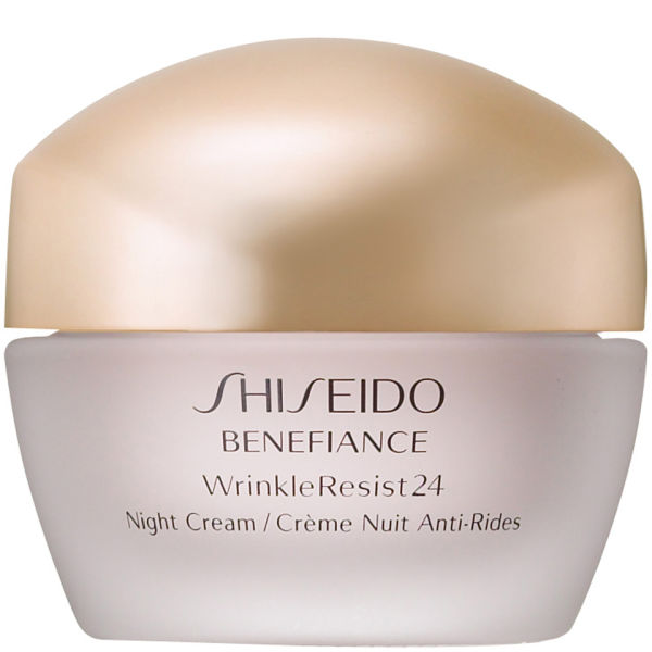 Shiseido Benefiance WrinkleResist24 Night Cream (50ml)