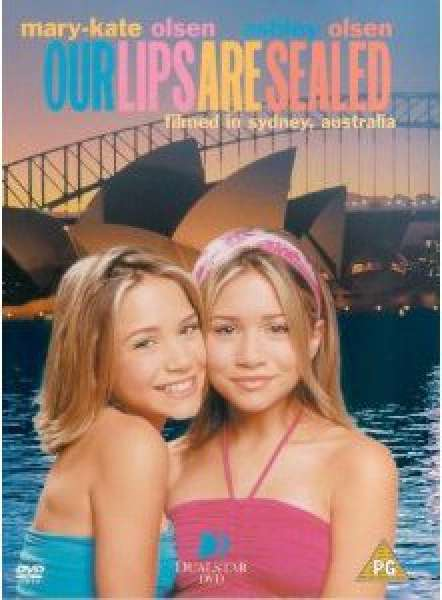 marykate amp ashley our lips are sealed dvd zavvinl