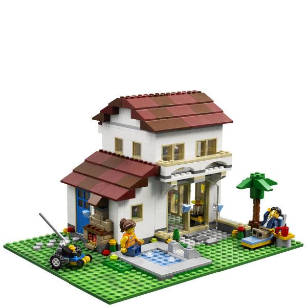 Lego creator family house 31012 toys for House creator