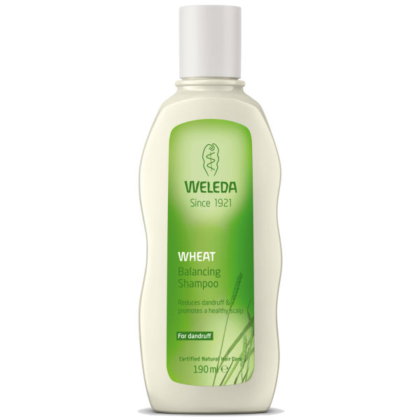 Weleda Wheat Balancing Shampoo (190ml)