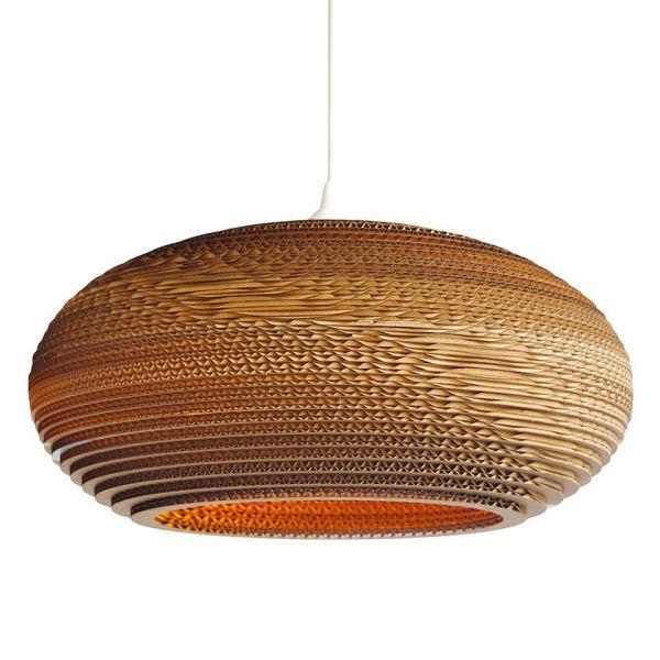 Graypants Disc Pendant Lamp - 24 Inch
