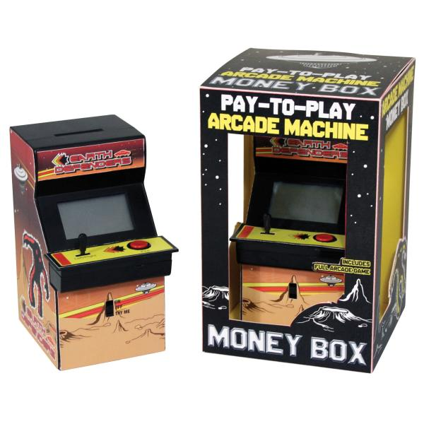 machine money box
