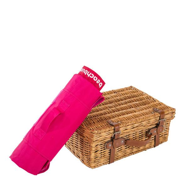 Beachbum Picnic Rug - Pink