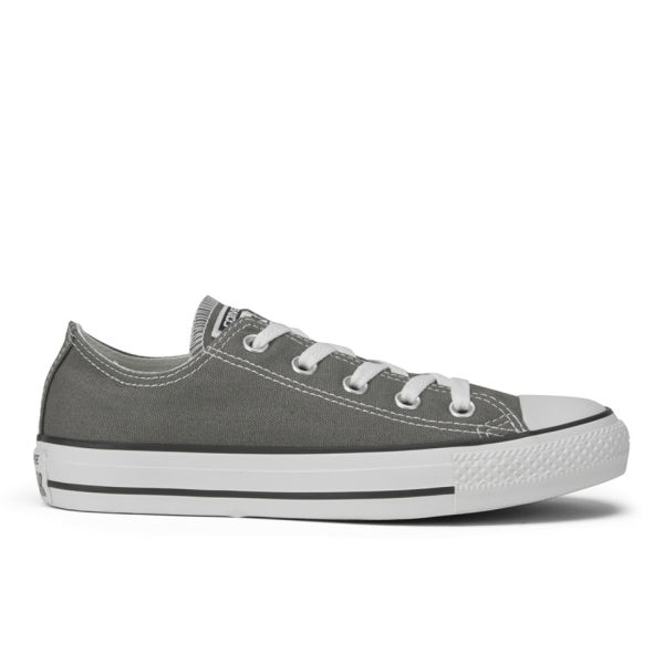 Converse Unisex Chuck Taylor All Star OX Canvas Trainers - Charcoal