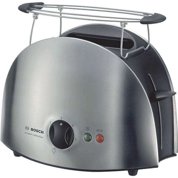 Bosch Tat6901gb Private Collection Toaster Stainless