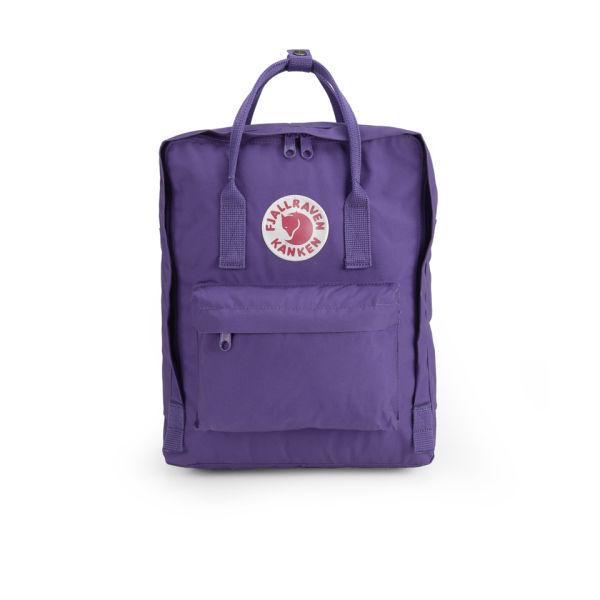 Fjallraven Kanken Backpack - Purple