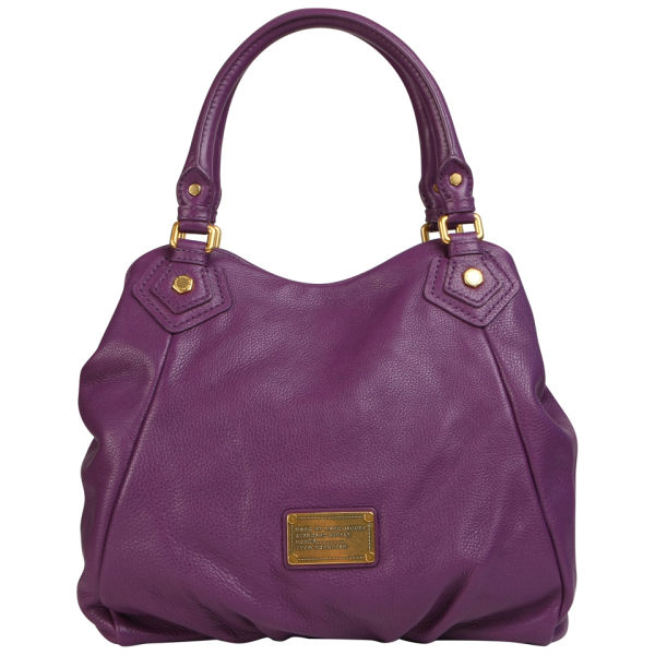 Marc by Marc Jacobs Fran Handbag - Pansy Purple - One Size