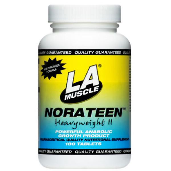 la muscle norateen anabolic extreme reviews