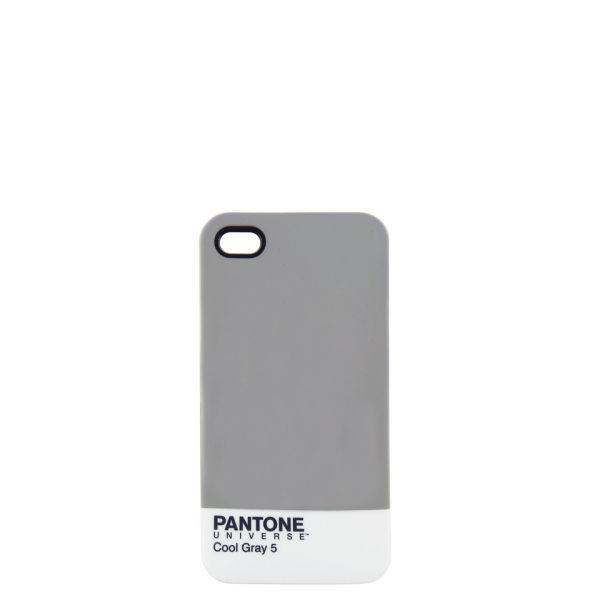 Pantone Women's iPhone 4 Case - Cool Grey
