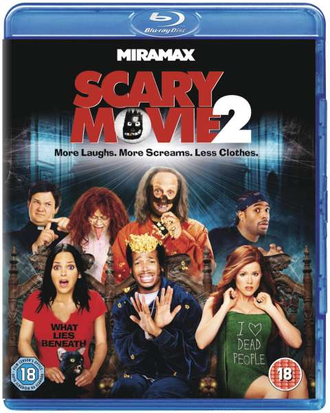 Scary Movie 2 [BD25]